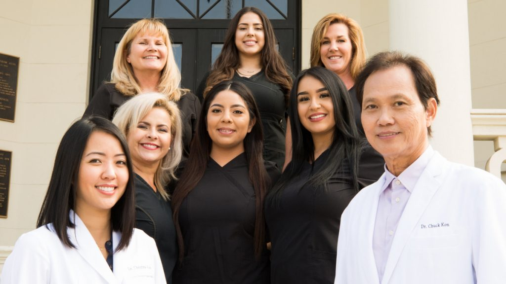 Colton dental staff